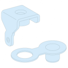 01103 - Lifting ring plug for roof - Prisma P - IP55, Schneider Electric