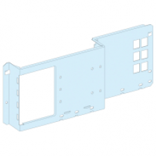 03030 - mounting plate NSX/CVS/INS 250 horizontal fixed toggle, Schneider Electric