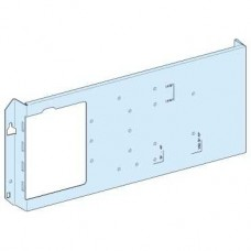 03031 - mounting plate NSX/CVS/vigi 250 horizontal fixed rotary handle, Schneider Electric
