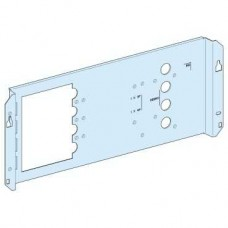 03032 - mounting plate NSX 250 horizontal fixed + motor/plug-in, Schneider Electric