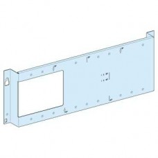 03041 - mounting plate NSX/CVS/vigi 250 vertical fixed rotary handle, Schneider Electric