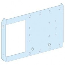 03070 - mounting plate NSX/CVS/INS 630 horizontal fixed toggle, Schneider Electric