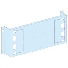03124 - mounting plate ISFT 250 fixed horizontal, Schneider Electric