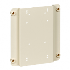 03147 - mounting plate tarif NSX400 W300, Schneider Electric
