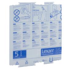 03154 - class 2 insulating plate width 600/650, Schneider Electric