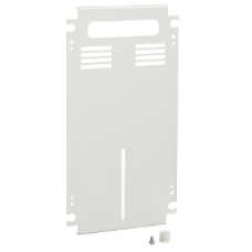 03156 - mounting plate for 1 3P-meter W300, Schneider Electric