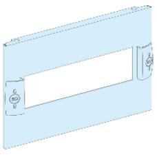 03214 - modular front plate W300 4M, Schneider Electric