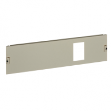 03239 - front plate INS250 horizontal W850 4M, Schneider Electric
