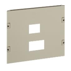 03258 - front plate tarif NSX250 W600 9M, Schneider Electric