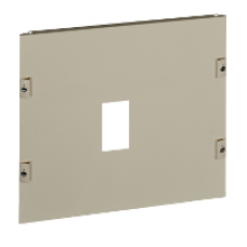 03273 - front plate CVS 630 vertical fixed toggle width 600/650 9M, Schneider Electric