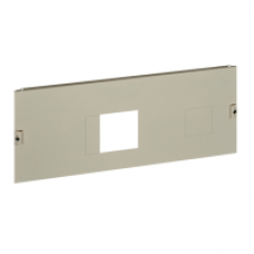 03289 - front plate NSX630 horizontal fixed toggle W850 6M, Schneider Electric