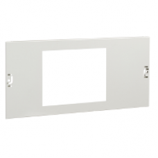 03328 - front plate ISFT 250 horizontal W600 5M, Schneider Electric