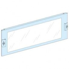 03342 - transparent front plate width 600/650 4M, Schneider Electric