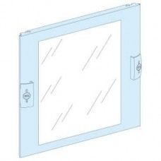 03353 - transparent front plate W300 6M, Schneider Electric