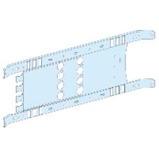 03412 - mounting plate vigi NSX/CVS toggle - 4P 250A horizontal width 650, Schneider Electric