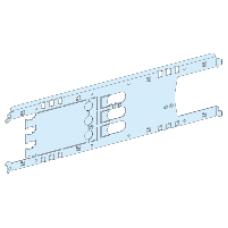 03413 - mounting plate vigi NSX/CVS plugin toggle/rot/mot - 3P 250A horizontal width 650, Schneider Electric