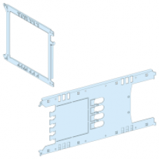 03415 - mounting plate vigi NSX withdrawable all controls-3/4P 250A horizontal width650, Schneider Electric