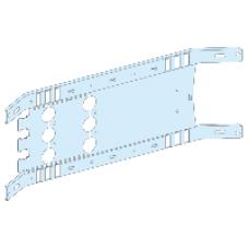 03451 - mounting plate vigi NSX/CVS toggle - 3P 630A horizontal width 650, Schneider Electric
