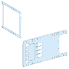 03462 - mounting plate vigi NSX withdrawable all controls-3/4P 630A horizontal width650, Schneider Electric