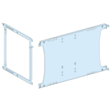 03535 - mounting plate INF 3P/4P 400A horizontal W650, Schneider Electric