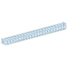 03587 - longitudinal cross-members (2) W = 650 mm, Schneider Electric