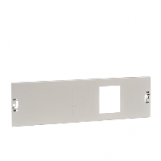03604 - front plate vigi NSX.toggle / CVS.rotary - 3P 250A horizontal width650 3Modules, Schneider Electric