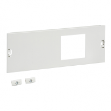 03643 - front plate vigi NSX.toggle / CVS.rotary - 3P 630A horizontal width650 4Modules, Schneider Electric