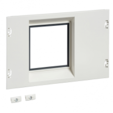 03692 - front plate for vertical fixed NT, Schneider Electric