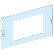 03715 - front plate for INS2500 3P or 4P, Schneider Electric