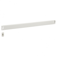 03851 - plain front plate W850 1M, Schneider Electric