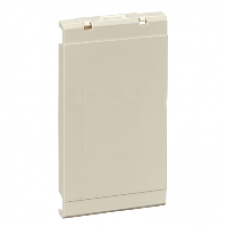 03900 - Prisma support 72x72 metering device/PB for front plate 03904/visor 03928, Schneider Electric