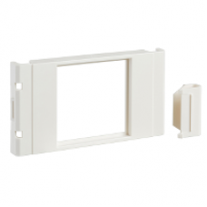 03902 - support with 72x72 cut-out for metering dev/p-button for fr.pl.03904/visor 03928, Schneider Electric