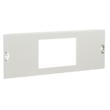 03917 - front plate for DMC 300 and DMC 400, Schneider Electric