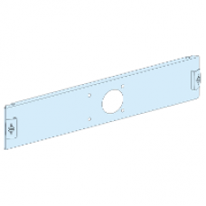 03918 - front plate for powerlogic CM3000-4000, Schneider Electric
