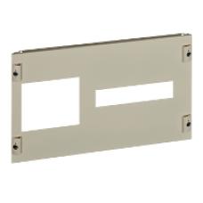 03932 - front plate vigilohm XM200-300C width 600/650 6M, Schneider Electric