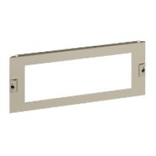 03933 - front plate vigilohm XML308-316 width 600/650 4M, Schneider Electric
