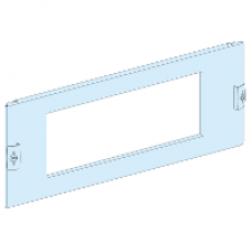 03934 - front plate vigilohm IM+6 dev 72x72 width 600/650 4M, Schneider Electric