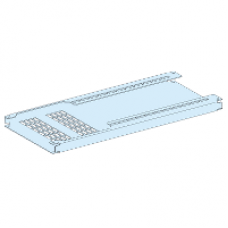 03978 - mounting plate for varplus² horizontal, Schneider Electric