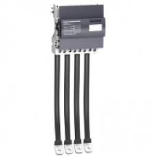 04046 - Linergy DX 4P distribution block with incoming connection 160A - 52 quick connec, Schneider Electric