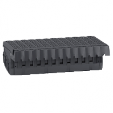 04408 - Linergy FC distribution block for compact NSX250 4P fixed w/o connection, Schneider Electric