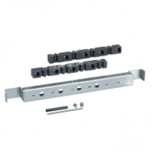 04653 - Linergy BS rear vertical support for 5/10mm bar, Schneider Electric
