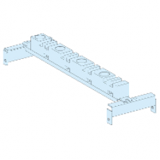 04663 - bottom lateral vertical 5/10mm busbar support Linergy LGYE/BS, Schneider Electric