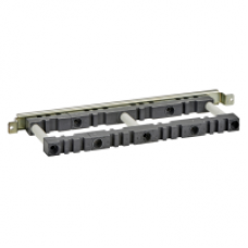 04668 - vertical 10mm busbar support D600 Linergy BS, Schneider Electric