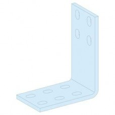 04672 - 2 connection plates for horizontal/vertical PE bars Linergy TB, Schneider Electric