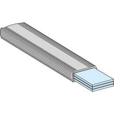 04752 - insulated flexible bar 32 x 6 mm L = 1800 mm, Schneider Electric