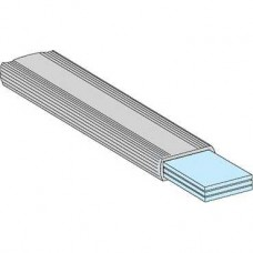04753 - insulated flexible bar 32 x 8 mm L = 1800 mm, Schneider Electric