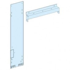 04920 - form 2 front barrier for lateral vertical busbars L = 300 mm, Schneider Electric