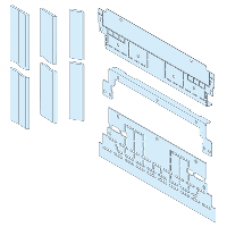 04922 - form 2 side barrier for lateral vertical busbars, Schneider Electric