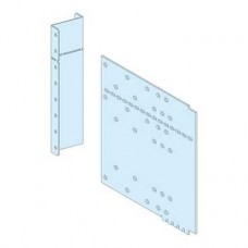 04955 - form 3 vertical partition for rear connection 3 or 4 modules, Schneider Electric