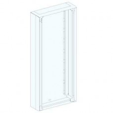 08067 - wall-mounted enclosure 5 rows + 6M free Prisma Pack250 IP30, Schneider Electric